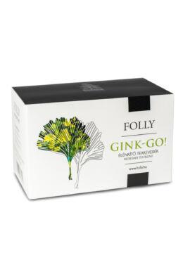 Gink-go! - Élénkítő teakeverék