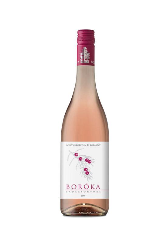 Boróka rozé 2019